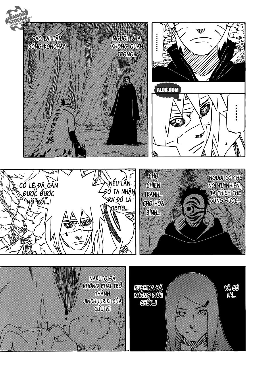 Naruto chap 642 Trang 10