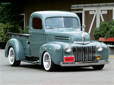 1946 Ford Truck Parts