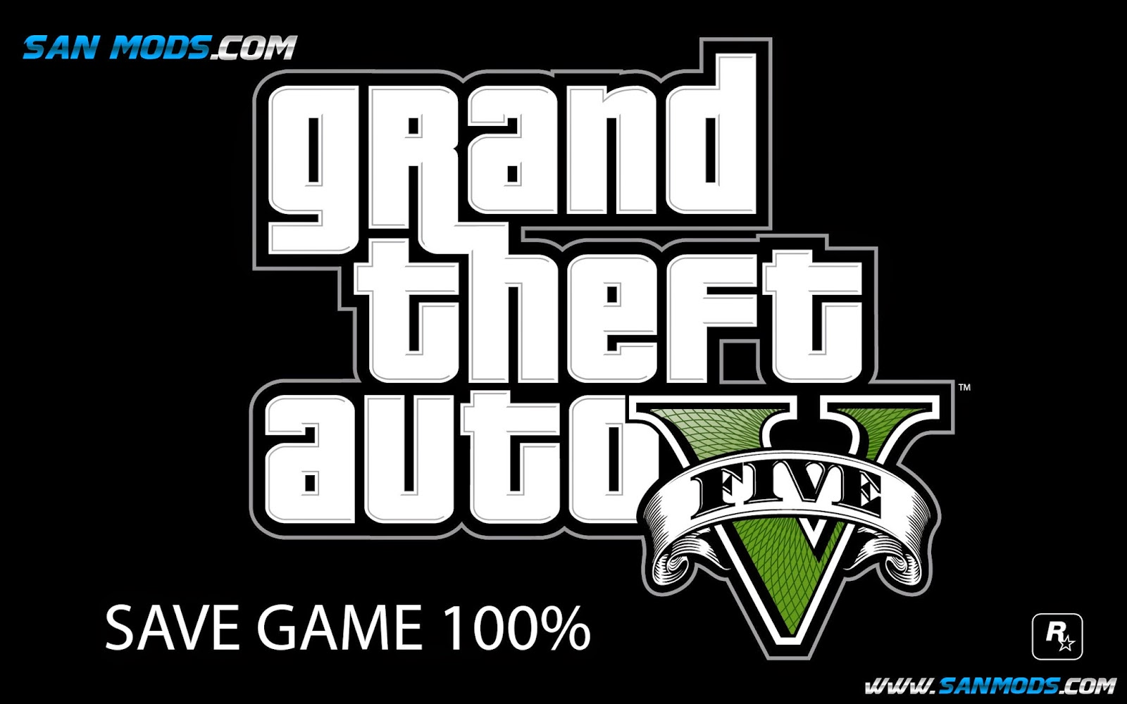 gta 5 save game 100