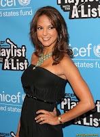 Eva LaRue UNICEF's Child Friendly Schools In Malawi Benefit held at El Rey Theatre