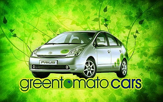 Green Tomato Cars London Review