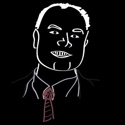 Trevor Stasik Self Doodle