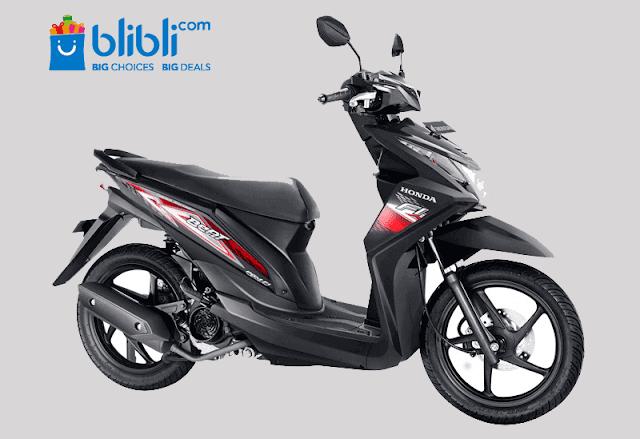 Honda Beat Fi dari Blibli.com