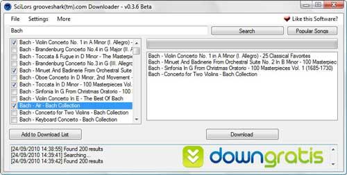Grooveshark baixar musicas