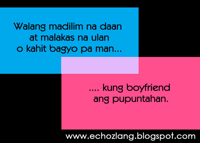 Quotes About Friendship Tagalog Kilig: Kilig tagalog quotes about ...
