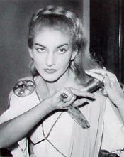 María Calas