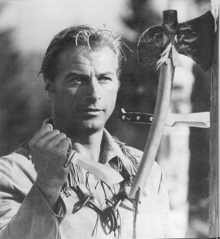 Filmes Antigos Club Artigos: Relembrando Lex Barker: Um Tarzan Com Uma