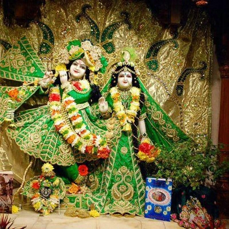 Lord Narasimha Miracles Images Photos Wallpapers Hd 2018: Lord Radha Krishna In Isckon Temple Nice Hd Wallpapers