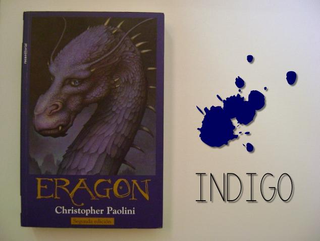 Book tag 1 portadas de arco ris generaci n reader - Cual es el color anil ...