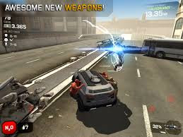 Zombie Highway 2 v1.2.19 Mod+Data Android
