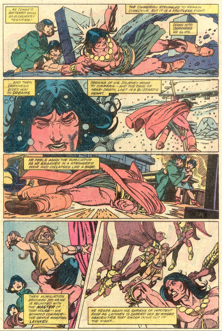 Conan the Barbarian (1970) Issue #129 #141 - English 4