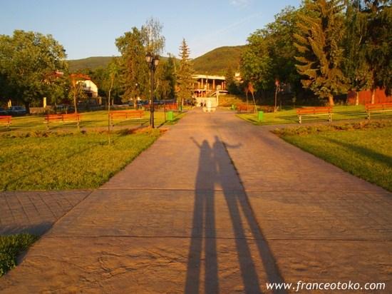 ブルガリア旅行、ブルガリア観光、Sapareva Banyaサパレバヴァニャ