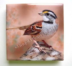 Sparrow Magnet