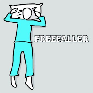 Freefaller sleeping Position