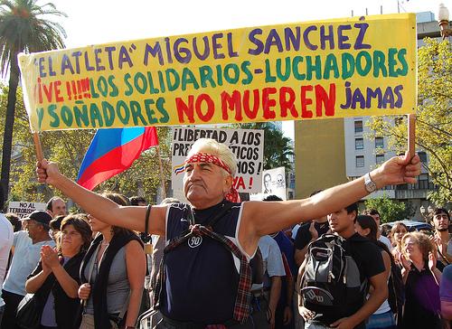 Miguel Sanchez estuvo presente!