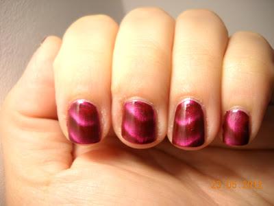 hypnotic color club magnetico magnetix nail uñas esmaltes nail polish