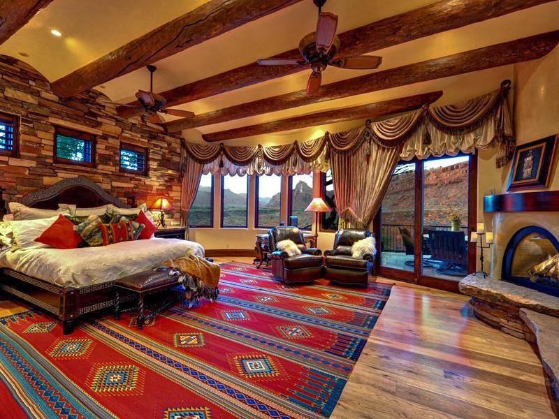 Luxury Life Design Plush Residence In Saint George Utah