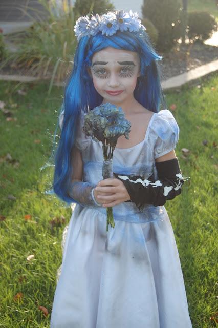scary halloween costume tutorial