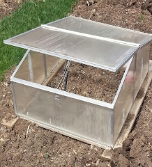Grow Winter Greens in a Coldframe