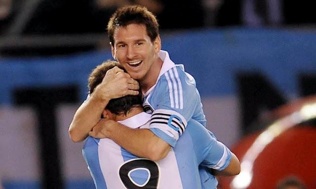 Image Result For Ao Vivo Argentina Vs Ecuador Amistoso En Vivo
