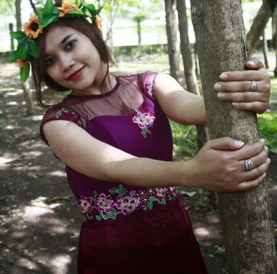 Kebaya Dress PA031