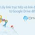 Lấy link trực tiếp và link download từ Google Drive dễ dàng với GDriveURL