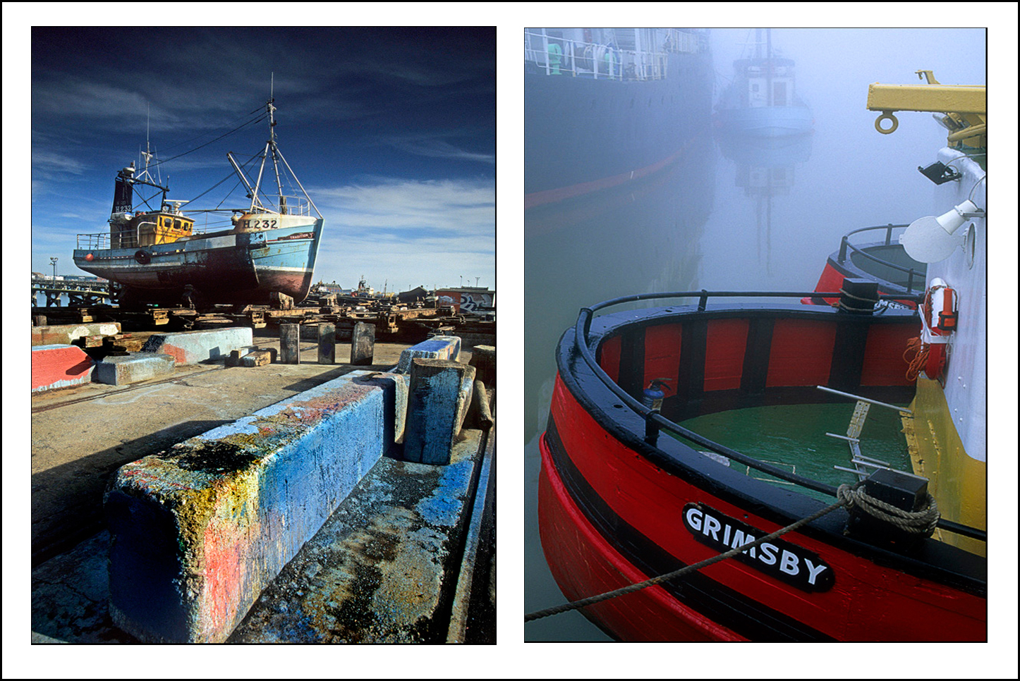 Lincolnshire cam grimsby cleethorpes louth for Fishing boat jobs