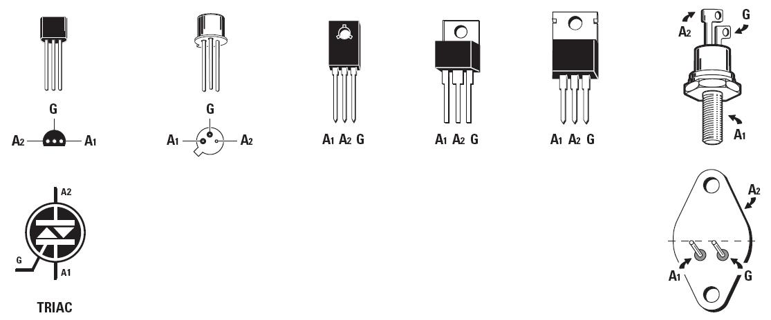 un traceur de courbe pour transistors  fet  thyristors