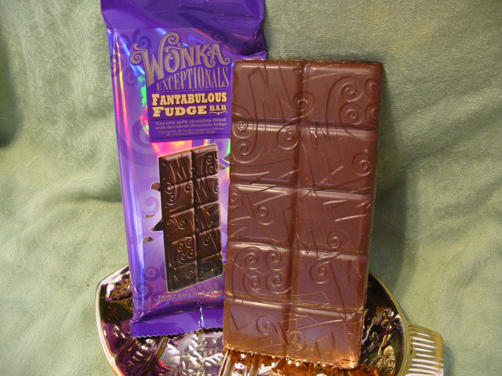 The Chocolate Cult: Wonka Candy is 31 years old!