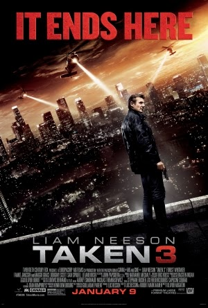 BÚSQUEDA IMPLACABLE 3 (Taken 3) (2015) Ver online – Latino