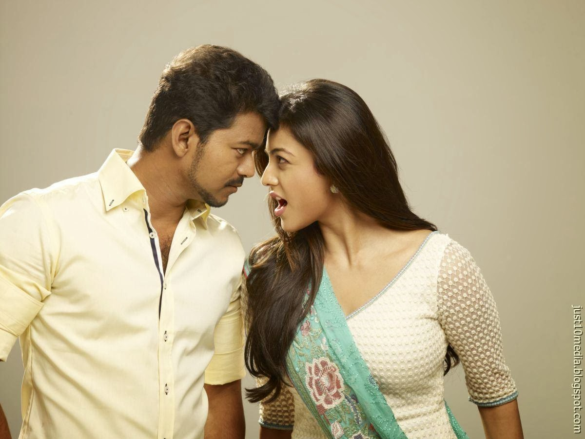vijay's jilla new photos and wallpapers and audio track list | just