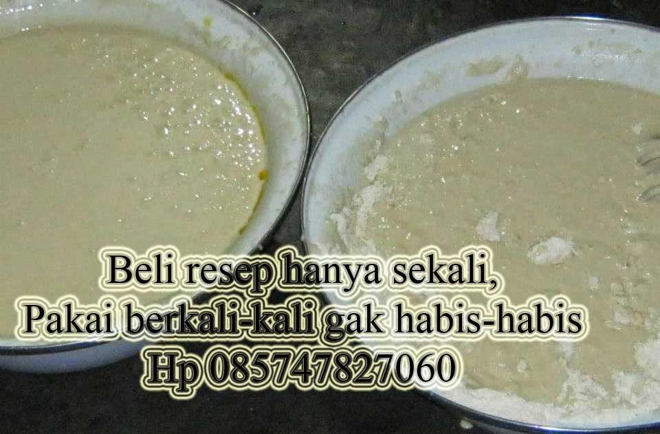 Resep Martabak Manis Unyil