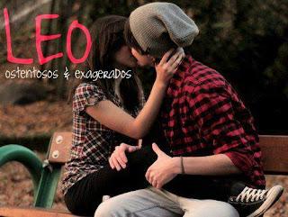 ciuman Leo