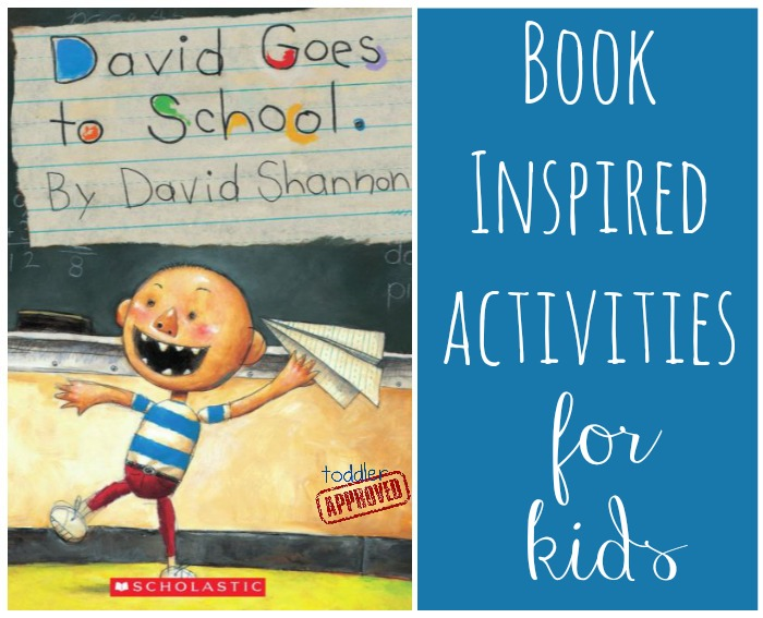David Goes to School By David Shannon - Rule Activities ...