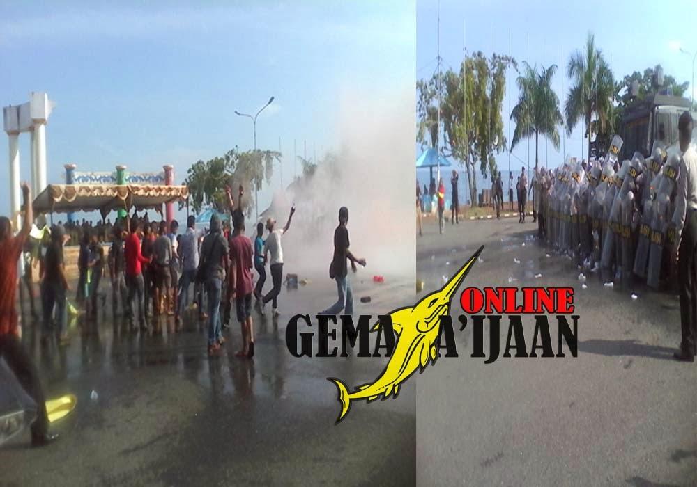 Polres Kotabaru Siap Amankan Pemilu 2014