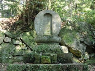 鉄牛和尚の寿塔