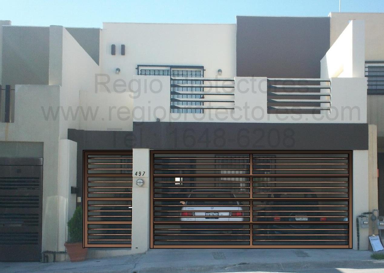 Top cochera herreria wallpapers - Puertas de cochera ...