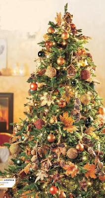 arbol de navidad tendencia bosque