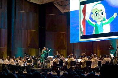 Eimear Noone, Zelda Symphony