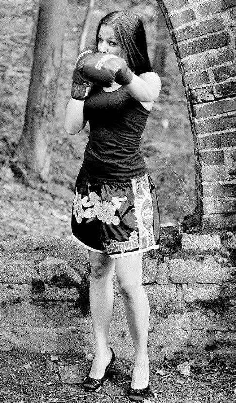 areoby, boks, cardio, Emilia Czerwińska, kickboxing, odchudzanie, SKF Boksing Zielona Góra, sport kobiet, trening dla kobiet, sporty walki , stójka