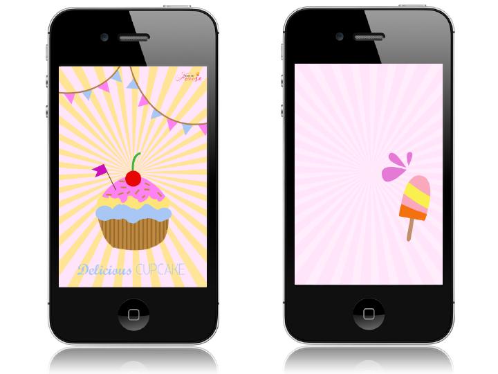 fonds d'écran mois de mars 2015 iphone gratuit