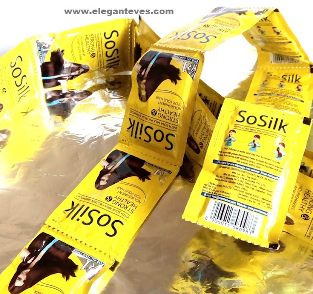 Review of Sosilk Shampoo