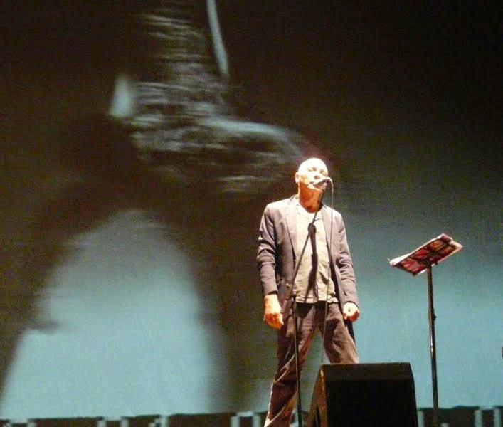 Are We Human 2014 - 15 ------------------Danio Manfredini VOCAZIONE--------------- 27 febbraio 2015