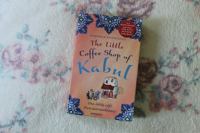 Book Review The Little Coffee Shop of Kabul