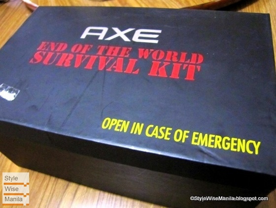 style wise manila axe 2012 surviving end of the world in style