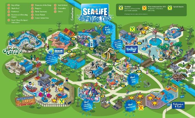 Sea Life Adventure Park The Mini Mes and Me