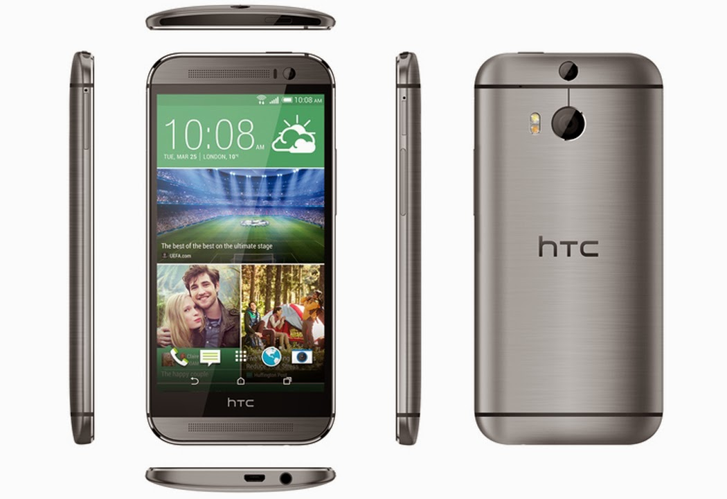 HTC One (M8) CDMA Pic