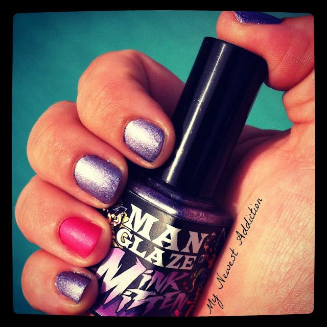 ManGlaze Nail Polish - My Newest Addiction