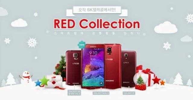 Galaxy Note 4 phiên bản Giáng sinh