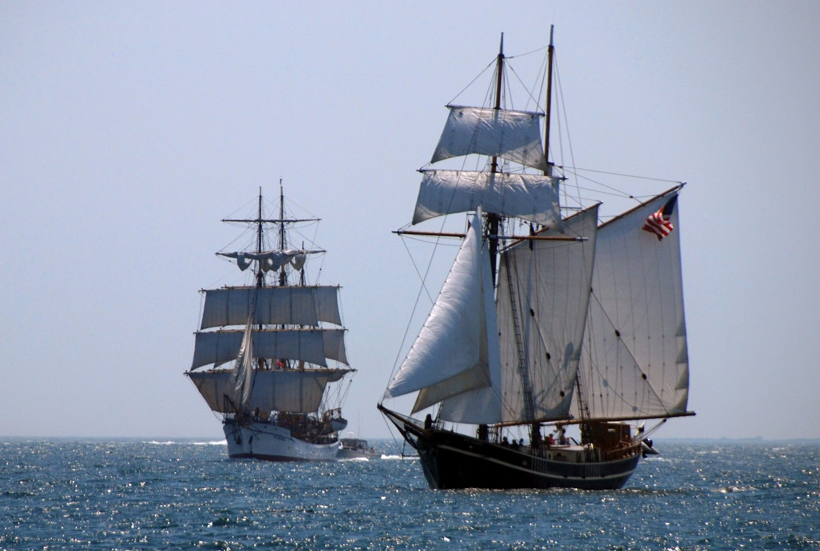 12 Meter Charters  Sailing In Newport RI Tall Ships